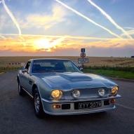 Aston v8