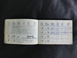 Benz (service book)