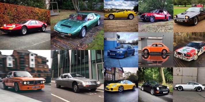 cars collage mega